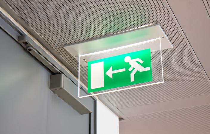 Zertifikate Fluchtweg Sicherheit - Metallbau Strehwitzer