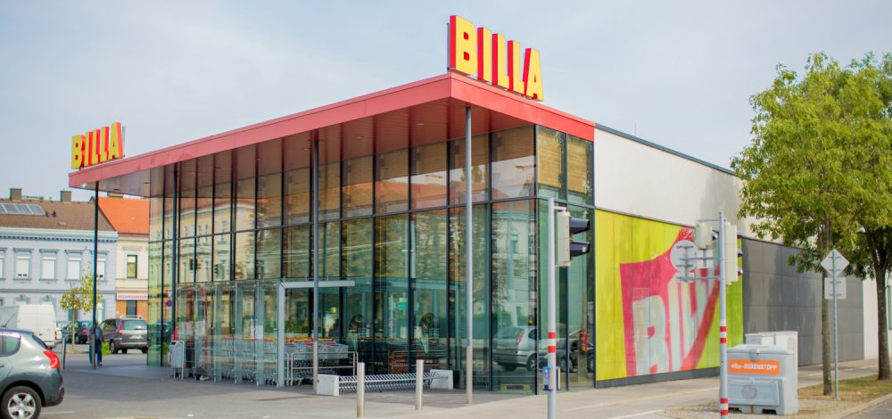 Billa-Markt_Alu-Glasfassade_Strehwitzer