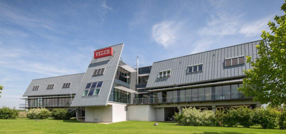 Velux Zentrale Österreich - Referenz Metallbau Strehwitzer