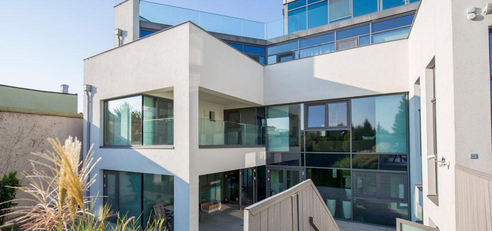 Privathaus_Alu-Glas-Konstruktion_Niederoesterreich_Referenz_Metallbau-Strehwitzer